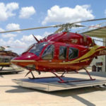 Bell Helicopter представит платформу для вертолетов