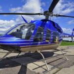 Вертолет Bell-407GXi поставили первому клиенту