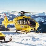 Вертолеты H135 задействуют в медицинских перевозках по России