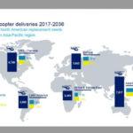Airbus Helicopters впервые опубликовал прогноз мирового вертолетного рынка