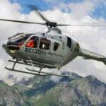 Вертолет EC135 T3/P3 получил европейский сертификат типа