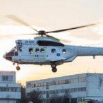 В Румынии наладят сборку вертолетов H215 Super Puma