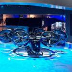 Bell представил проект гибридного аэротакси