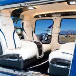 В России сертифицировали VVIP-интерьер для вертолетов Bell-429