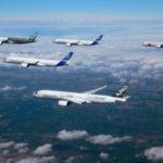 Airbus отчитался о прибыли в самолетном и вертолетном сегментах