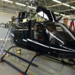 """Краснодарский """"ХелиЦентр"""" сертифицировали на обслуживание вертолетов Bell-407"""