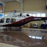 """""""АэроГео"""" стала первым в России коммерческим оператором Bell-429"""